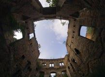 Das alte Schloss Stockbild