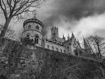 Das alte und acient Marienburg-Schloss, Deutschland Lizenzfreie Stockfotos