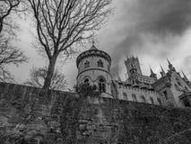 Das alte und acient Marienburg-Schloss, Deutschland Stockfoto