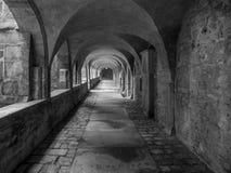 Das alte und acient Schloss, Deutschland Lizenzfreies Stockbild