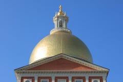 Das alte Zustand-Haus von Boston Lizenzfreies Stockfoto