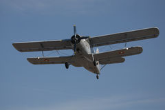 Das Antonow An-2 stockfotos
