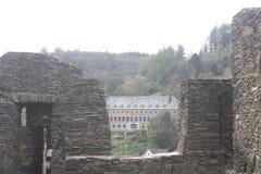 Das Ardenne am Standort La Roche in Belgien stockfotografie