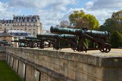 Das Armee-Museum in Paris lizenzfreies stockbild
