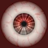 Das Auge Lizenzfreies Stockfoto