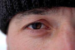 Das Auge stockfotos