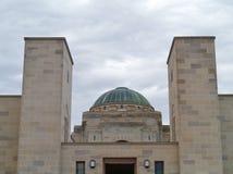 Das australische Kriegs-Denkmal  Lizenzfreie Stockfotografie