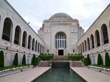 Das australische Kriegs-Denkmal  Stockbild