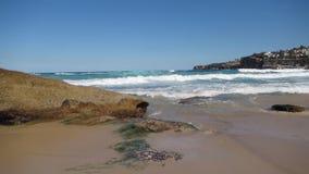 Das australische Ufer stock footage