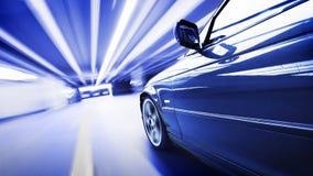 Das Auto stockbilder