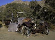 Das Auto des Bergmannes Lizenzfreie Stockfotografie