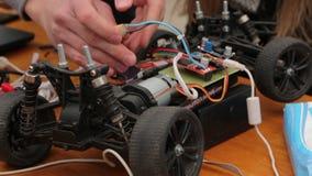 Das Auto mit Direktübertragung