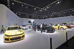 Das auto pavilion Royalty Free Stock Photography