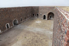 Das Aziziye-Fort III in Erzurum, die Türkei Lizenzfreie Stockfotografie