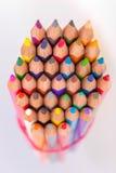 Das Bündel von Bleistiften Lizenzfreie Stockfotografie