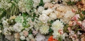 Das Bündel von hübschen Frühlingsblumen stockbild