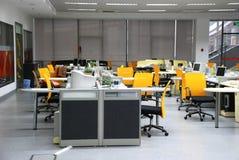 Das Büro Stockbild