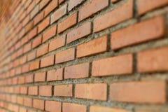 Das Backsteinmauer-Muster stockfotografie