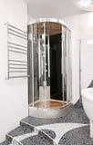 Das Badezimmer Stockfotografie