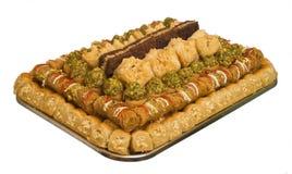 Das Baklava Stockbild