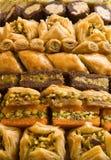 Das Baklava Lizenzfreies Stockbild