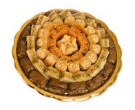 Das Baklava Stockbilder