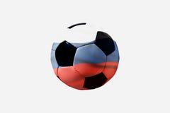 Das Balllogo lizenzfreie stockbilder