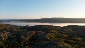 Das Barents-Meer Lizenzfreie Stockfotografie