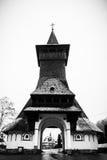 das Barsana-Kloster stockbild