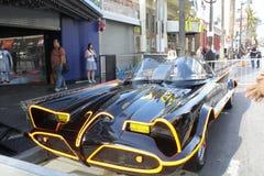 Das Batmobile Lizenzfreies Stockfoto