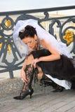 Das Baumuster als Braut Stockbilder