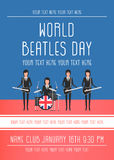 Das Beatles-Band Stockfoto