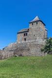 Das Bedzin Schloss Lizenzfreies Stockfoto