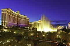 Das Bellagio, Las Vegas Lizenzfreie Stockbilder