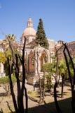 Das Benediktiner-Kloster, Catania Stockbilder