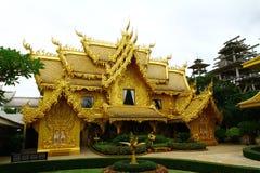 Das berühmte goldene Buddha-Bild Lizenzfreies Stockbild