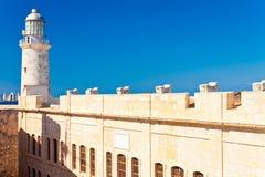 Das berühmte Schloss von EL Morro, ein Symbol von Havana Lizenzfreies Stockbild