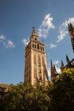 Sevilla Giralda Lizenzfreie Stockfotografie