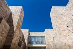 Das Berardo-Sammlungs-Museum für Moderne Kunst in Lissabon lizenzfreies stockfoto