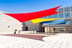 Das Berardo-Sammlungs-Museum ist ein Museum von moder lizenzfreie stockbilder