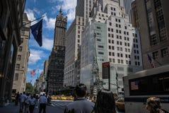 Das Berufsleben der Großstadt Lizenzfreie Stockfotografie