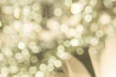 Das Beschaffenheit bokeh, bokeh Hintergrund-Artzusammenfassung, Weihnachtsfeiertag Lizenzfreies Stockbild