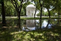 Das Bezirk Columbia-Kriegs-Denkmal Lizenzfreie Stockfotos