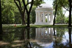 Das Bezirk Columbia-Kriegs-Denkmal Stockbild