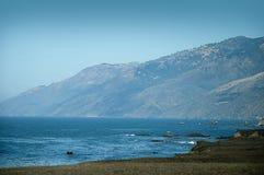 Das Big Sur auf der Küste von Kalifornien Stockfoto