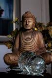 Das Bild des Buddhas der Meditation Lizenzfreie Stockfotografie