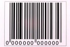 Das Bild des Strichkodes Stockfoto