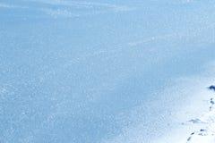 Das blaue Eis Lizenzfreie Stockfotos