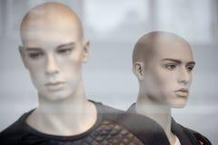 Das blinde Mannequin des Schneiders Lizenzfreie Stockfotografie