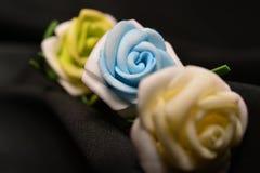 Das Blumenblatt der Rosen Lizenzfreie Stockfotografie